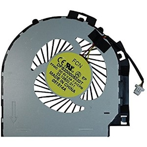 wangpeng® New ノートパソコン CPUファン適用される 付け替え Fan For Dell Inspiron 17-7737 17R (7737) P/N:DFS200005020T...