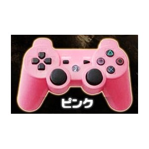 ps3 コントローラー PS3用DUALSHOCK3互換 純正品 に 匹敵!全11色 (ピンク)