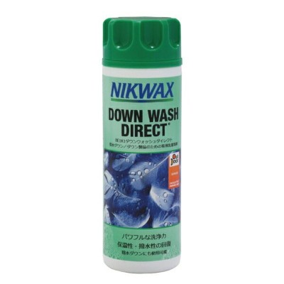 ★NIKWAX〔ニクワックス〕 DOWN-WASH DIRECT〔洗濯用洗剤〕 BE1K1