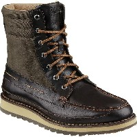 (取寄)スペリートップサイダー メンズ Dockyard ブーツ Sperry Top-Sider Men's Dockyard Boot Dark Brown