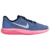 (取寄)Nike ナイキ レディース ルナグライド 8 Nike Women's LunarGlide 8 Blue Moon Light Armory Blue Racer Pink Armory...