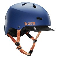 (バーン)Bern MACON VISOR MT BLUE XLサイズ BE-VM2HMBLV-05