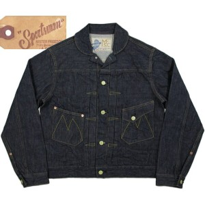 MFSC(Mister Freedom×Sugar Cane) ミスターフリーダム×シュガーケーン Made in U.S.A. NOS 12 OZ. DENIM RANCH BLOUSE米国製デニム...