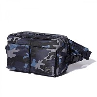 (ヘッド・ポーター) HEADPORTER JUNGLE NEW WAIST BAG DARK NAVY