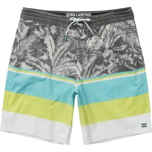 ビラボン Billabong メンズ 水着 海パン【Spinner LT Print Board Shorts】Aqua