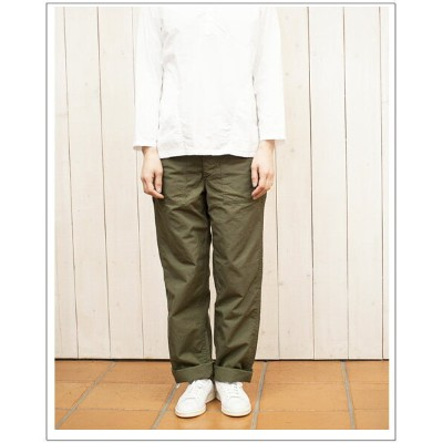 orslow(オアスロウ)US ARMY FATIGUE PANTS[Men&Women]ファティーグパンツUNISEX BOYFRIEND FIT