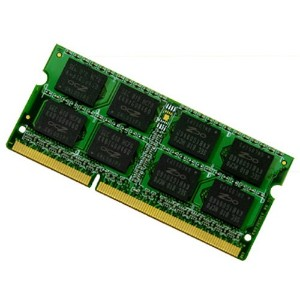 256MB SODIMM for PowerBook G3 and iMac (1.25 inch)
