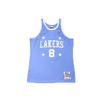 ●MITCHELL&NESS AUTHENTIC THROWBACK JERSEY (NBA/LOS ANGELES LAKERS/04-05/KOBE BRYANT: LIGHT BLUE...