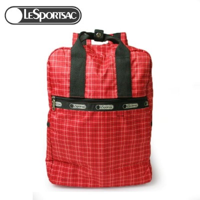【LeSportsac レスポートサック バッグ LESPORTSAC 3268 D601】【3-0039】 URBAN BACKPACK アーバンバックパック リュックサック デイパック...