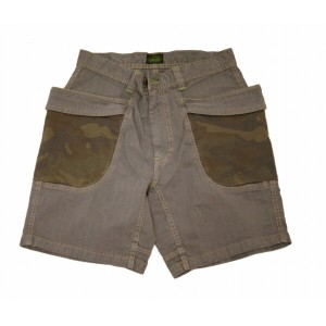 GO HEMP☆VENDOR SHORTS LT GRAY