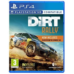 DiRT Rally - VR Update Edition (PS4) (輸入版)