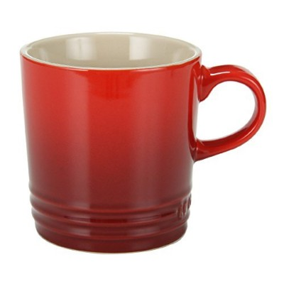 Le Creuset [ ル・クルーゼ ] マグカップ 350ml Cherry Red チェリーレッド Le Creuset [ ル・クルーゼ ] 新生活 [並行輸入品]
