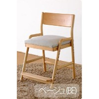 ISSEIKI DESK CHAIR デスクチェア 選べるカラー 幅45 (NA/WH+BE) 木製家具 FIORE DESK CHAIR (NA/WH)+COVER (BE)