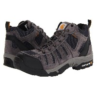 カーハート メンズ シューズ・靴 ブーツ【Lightweight Waterproof Work Hiker Composite Toe】Grey/Navy