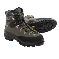 アゾロ Asolo メンズ 登山 シューズ・靴【Aconcagua Gore-Tex Mountaineering Boots - Waterproof 】Graphite/Black