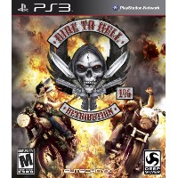Ride to Hell Retribution (輸入版:北米) - PS3