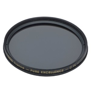 Cokin PLフィルター pure excellence C-PL 55mm 真ちゅう枠 コントラスト上昇・反射除去用 100211