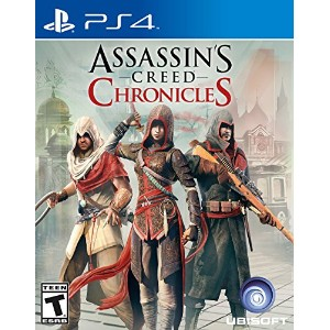 Assassin's Creed Chronicles - PlayStation 4 Standard Edition (輸入版)