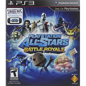 PlayStation All-Stars Battle Royale (輸入版:北米)