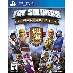 Toy Soldiers: War Chest Hall of Fame Edition (輸入版:北米) - PS4