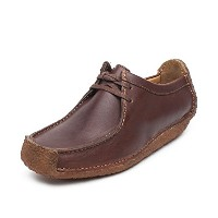 [クラークス] Clarks Natalie 20319127 Chestnut Leather(Chestnut Leather/UK4.5)