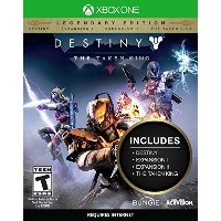 Destiny The Taken King Legendary Edition (輸入版:北米) - XboxOne