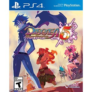 Disgaea 5 Alliance of Vengeance (輸入版:北米) - PS4
