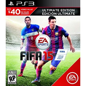 FIFA 15 Ultimate Team Edition (輸入版:北米) - PS3