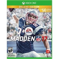 Madden NFL 17 Deluxe Edition (輸入版:北米) - XboxOne
