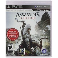 Assassin's Creed III (輸入版:北米) - PS3