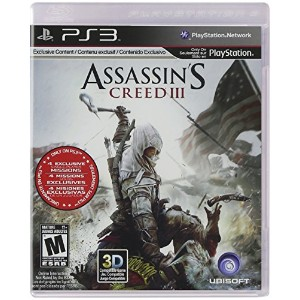 Assassin's Creed III (輸入版:北米)