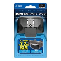 PS4コントローラー用拡張バッテリーパック