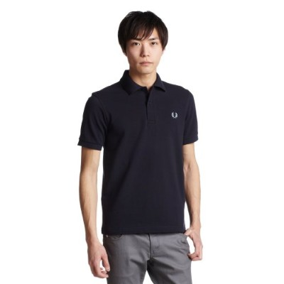 (フレッドペリー) FRED PERRY ORIGINAL FRED PERRY ポロシャツ M3N 795NAVY/ICE 795NAVY/ICE 40