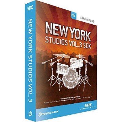 SDX NEW YORK STUDIO VOL.3