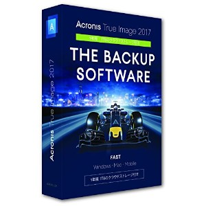 Acronis True Image Cloud - 1 Computer 1TB