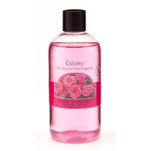 Colony HomeScents Series ディフューザー用リフィル 250ml ローズガーデン CNCH2824