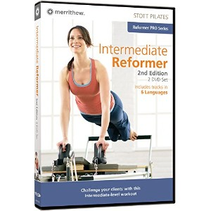 Stott Pilates: Intermediate Reformer 2nd Edition [DVD] [Import]