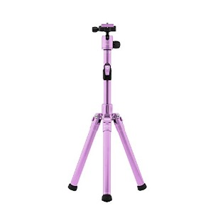 MeFOTO 三脚 MF05 BackPacker Air Travel Tripod  パープル BPAIRPUR