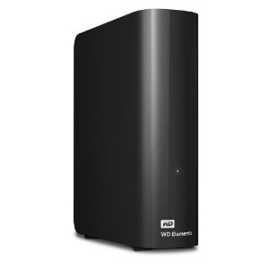 WD HDD 外付けハードディスク 5TB Elements Desktop USB3.0 WDBBKG0050HBK-JESN / 2年保証