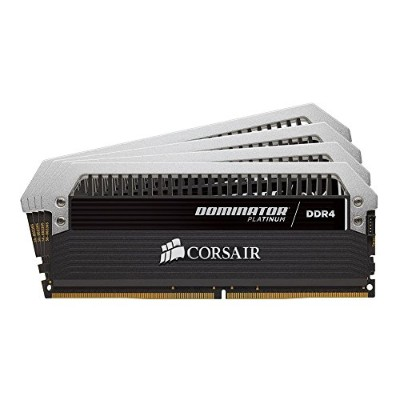 CORSAIR DDR4 メモリモジュール DOMINATOR PLATINUM Series 8GB×4枚キット CMD32GX4M4A2400C14