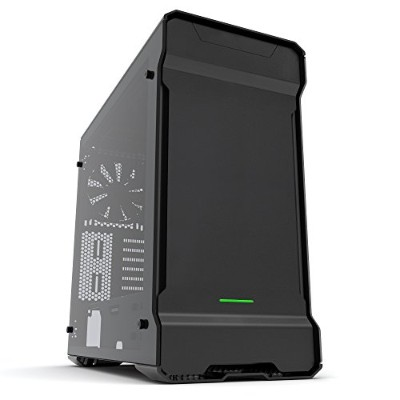 PHANTEKS Enthoo EVOLVシリーズ ATXマザー対応ミドルタワーPCケース PH-ES515ETG_BK (EVOLV ATX TEMPERED GLASS WINDOW)