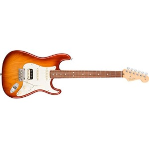 Fender フェンダー エレキギター American Professional Stratocaster HSS SHAW Rosewood SSB