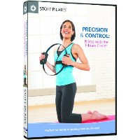 Precision & Control: Pilates With the Fitness [DVD] [Import]