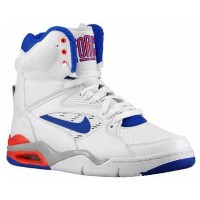 "Nike Air Command Force ""Ultramarine"" メンズ White/Lyon Blue-Bright Crimson ナイキ バッシュ エアコマンドフォース"