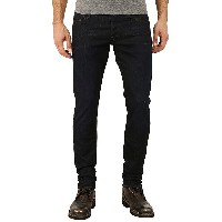 ジースター メンズ デニムパンツ ボトムス 3301 Tapered Fit Jeans in Visor Stretch Denim Dark Aged Visor Stretch Denim...