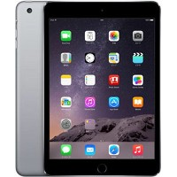 【中古】【安心保証】 iPadmini3[WiFi 128] グレイ
