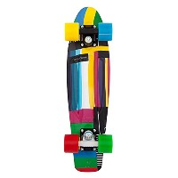 "Penny Skateboard(ペニースケートボード) PENNY GRAPHICS COMPLETE 22"" 0PGR1 NO SIGNAL 全長22インチ(約56cm)、幅約15cm"