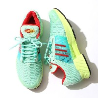 adidas Originals CLIMACOOL 1(アディダス クライマクール 1)(Frozen Green/Semi Frozen Yellow/Core Red)【メンズ スニーカー...