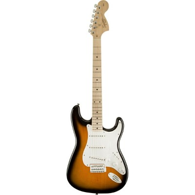 Squier by Fender 《スクワイヤーbyフェンダー》 Affinity Series Stratocaster (2-Color Sunburst/Maple Fingerboard)...