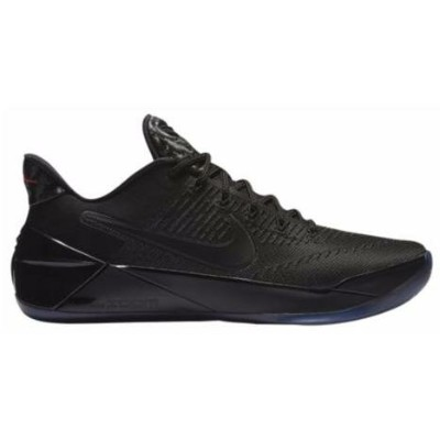 "NIKE KOBE AD A.D. ""Triple Black"" メンズ Black/Black-Gum Light Brown ナイキ コービー バッシュ"